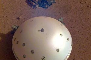 NASA首次观测到火星地震
