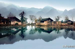 中国土家最美村庄,神仙们居住的地方,隐在梵净山下的贵州云舍!