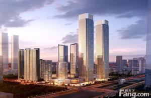 升龙汇金中心——建邺河西热门高性价比楼盘测评