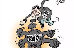 """全国扫黑办副主任、公安部副部长杜航伟:界定""""软暴力""""应该注意哪些问题"""