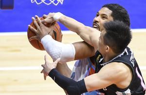 篮球——CBA季后赛半决赛:新疆广汇汽车队晋级决赛