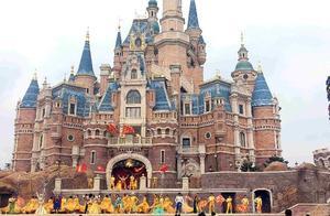 """五一出游预定高峰提前两周 上海迪士尼乐园将迎来""""人山人海"""""""