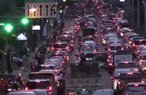 386人死亡!泰国泼水节发生3338起交通事故,最大原因是酒驾