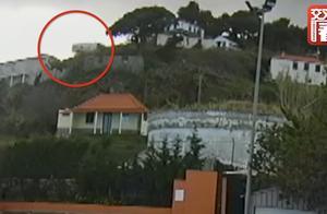 29死28伤!葡萄牙大巴连滚数圈摔下山坡,惨烈监控视频曝光