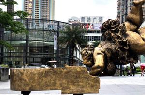 """走过悉尼歌剧院广场、巴黎卢浮宫的""""肥女人"""",来到广州环市东"""