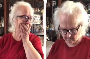老奶奶包被偷一周开销全无 孙女众筹200英镑 老太被好心人感动