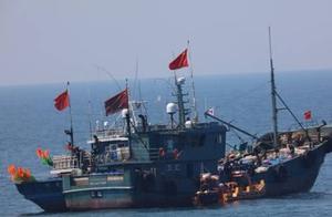 """韩国海警以""""涉嫌违法""""为由扣押5艘中国渔船"""