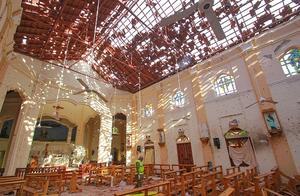 外媒:斯里兰卡连环爆炸震惊世界 为该国10年来最严重暴力事件
