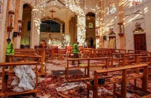 斯里兰卡酒店教堂爆炸案:璀璨的泪滴坠落