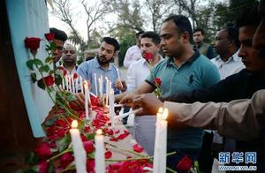 巴基斯坦:悼念斯里兰卡爆炸遇难者