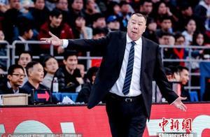CBA山东队宣布吴庆龙卸任主教练 巩晓彬再度出山