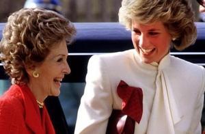 戴安娜曾与多国第一夫人同台比美,仅穿朴素装就吸引众人