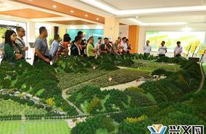 海南省儋州市那大镇到兴义考察农业产业情况