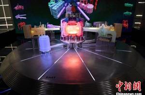 """中国首个创新主题馆开馆 探访前沿""""黑科技"""""""
