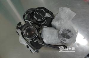日本宾得相机核辐射超标!系杭州今年第5批核辐射超标邮件