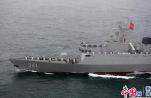 庆祝人民海军成立70周年:海上阅兵高清大图来了!