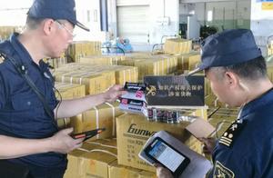 假衣服、假鞋子、假手表……这些侵权物品都被广州海关查了!