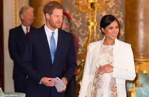 梅根王妃诞下男婴 又是一名小王子