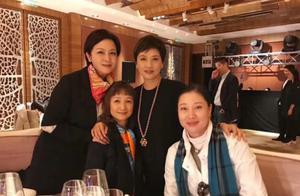 63岁邓婕近照,一个决定让她痛苦一生,女儿越来越像张国立!