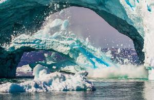 格陵兰岛冰川融化加速?8年损失2860亿吨,海平面已上升近14毫米