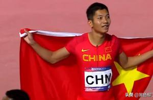 破赛会纪录摘金!中国百米接力女队狂飙,谢震业的男队冠军被取消