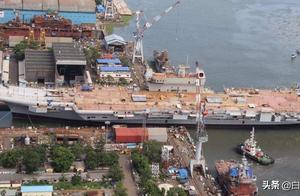 印度造航母拉到强力帮手?老牌军事强国准备支援了!