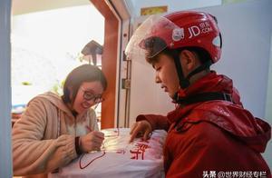 京东快递最困难的时刻,刘强东终于做出了最艰难的选择!