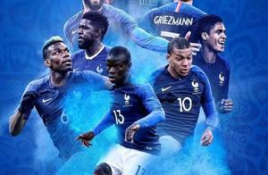 姆巴佩博格巴,法国妖人遍地都是!世界杯都夺冠,联赛咋就落后了