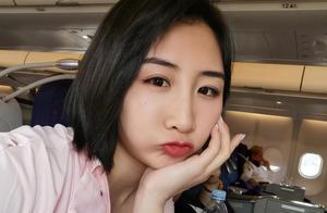 何雯娜公布恋情不让男友露脸!两人同去香港游玩 大吃牛排放弃减肥