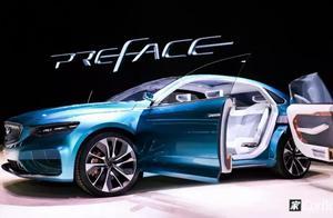 上海车展吉利全新概念车连大众都害怕,销量背后离不开出色的动力