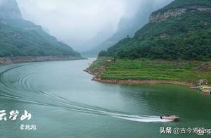 河南焦作(二):云台山,旅游好去处