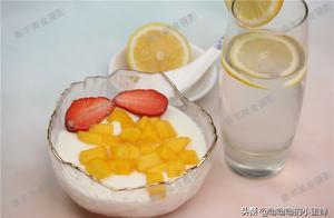 春日鲜美小甜点——滑嫩又热情的芒果双皮奶!