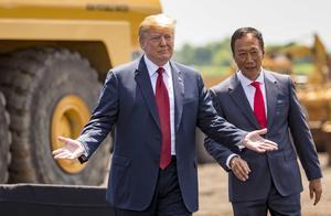 韩国瑜:郭台铭见特朗普,台湾找不到第二人!绝对不能酸葡萄