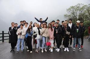 所有游客都在偶遇!网红大咖齐聚云台山!