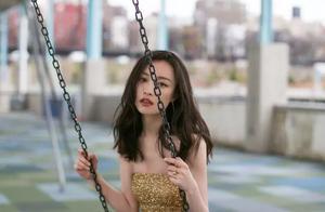 倪妮艳压baby,成为亚洲时尚面孔第一名?但我发现她长得像…