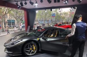 法拉利F8亚洲首发,298.8万起,最贵配置11万,最低5千