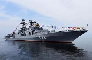 """这次海上阅兵都有哪些外国军舰来捧场?泰国军舰就是""""回娘家"""""""