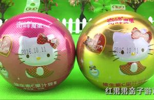 凯蒂猫奇趣蛋玩具视频 奇峰魔蛋拆蛋游戏