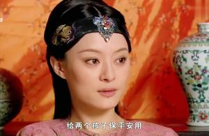 甄嬛传:甄嬛生双子,皇后送纯元旧物当贺礼,甄嬛瞬间变脸~