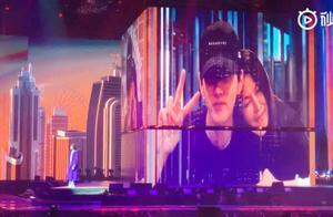 吴亦凡巡回演唱会南京站,送给妈妈的歌《Lullaby》