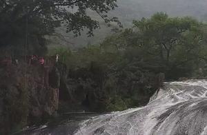 黄果树瀑布天兴桥景色