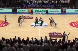 2018-2019年CBA篮球总决赛
