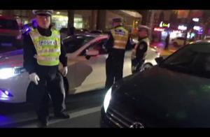 男子被查出酒驾,竟在警务室说起了相声,民警都被逗乐了