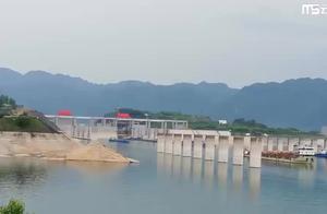 三峡大坝、船闸、水库
