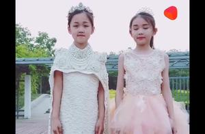 小美女唱《有何不可》,这歌声真是太好听了,感觉和原唱也不差了