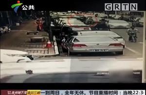 8岁女童无人看管,独自一人冲马路,结果发生了意外