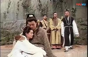 神雕侠侣古天乐版,杨过大战重阳宫!--_高清