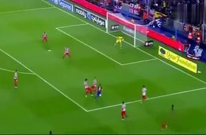 梅西五大史诗级进球!解说感叹:梅西绝对是目前的世界第一。