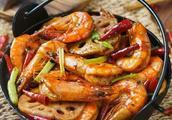 重庆干锅虾做法 川味干锅虾的做法