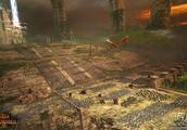 《战锤:全面战争2》世界地图公布 传奇领主出生点一览